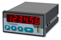 Frequency meters for speed ratio